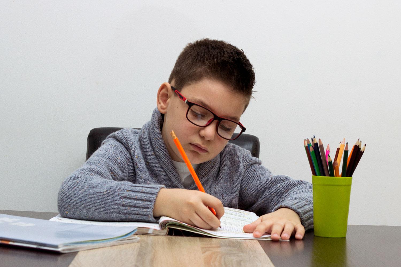 Razvoj psihomotornih sposobnosti kod dece 7 godina