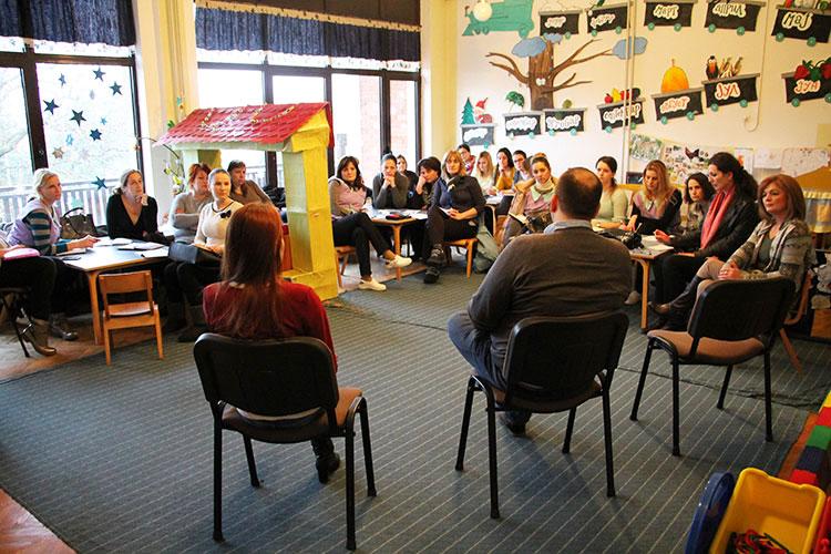 Logopedski kabinet Novaković u okviru svog programa rada već duže vreme realizuje različite oblike stručne saradnje sa predškolskim ustanovama.